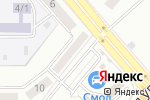 Схема проезда до компании Автоключ в Магнитогорске