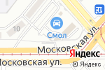 Схема проезда до компании Магазин автожести и автопластика в Магнитогорске