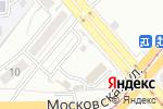 Схема проезда до компании Магазин автозапчастей на ул. Московская в Магнитогорске