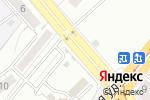 Схема проезда до компании Ночная автостоянка на ул. Московская в Магнитогорске