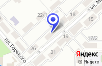 Схема проезда до компании ООО САНТЕХ-ШОП в Магнитогорске