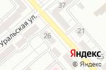 Схема проезда до компании Настроение в Магнитогорске