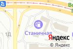 Схема проезда до компании Япартс в Магнитогорске