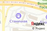 Схема проезда до компании Mr.Cap в Магнитогорске