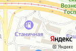 Схема проезда до компании Автосервис 111 в Магнитогорске