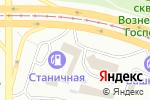 Схема проезда до компании Сто 777 в Магнитогорске