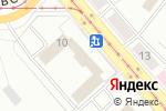 Схема проезда до компании Мировые судьи Правобережного района в Магнитогорске
