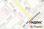 Схема проезда до компании РегионМет в Магнитогорске