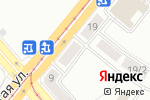 Схема проезда до компании Детская школа искусств №2 в Магнитогорске