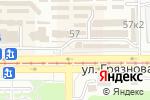 Схема проезда до компании Фаиза в Магнитогорске