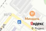 Схема проезда до компании Вега в Магнитогорске