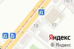 Схема проезда до компании Энергоучет в Магнитогорске