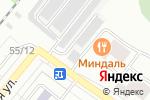 Схема проезда до компании Дэу-центр в Магнитогорске