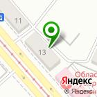 Местоположение компании РосАвтоСнаб