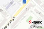 Схема проезда до компании Pomada в Магнитогорске
