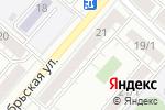 Схема проезда до компании Фея комода в Магнитогорске