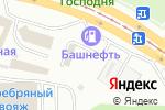 Схема проезда до компании Техноград в Магнитогорске