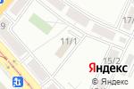 Схема проезда до компании ЖРЭУ №1 в Магнитогорске