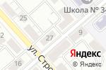 Схема проезда до компании Звезда в Магнитогорске