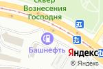 Схема проезда до компании Башнефть в Магнитогорске