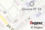 Схема проезда до компании Автовыкуп Магнитогорск в Магнитогорске
