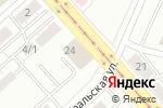 Схема проезда до компании ВЕЛД в Магнитогорске