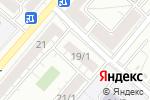 Схема проезда до компании 1Бамс в Магнитогорске