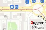Схема проезда до компании Жигулёвский в Магнитогорске