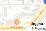 Схема проезда до компании Абсолют-Инвест в Магнитогорске