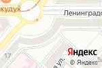 Схема проезда до компании Первый Инвестиционный Бутик в Магнитогорске