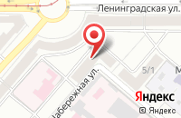 Схема проезда до компании М+Clinic в Кудрово