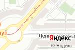 Схема проезда до компании ИРИДИЙ в Магнитогорске