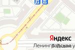 Схема проезда до компании Мойчай.ру в Магнитогорске