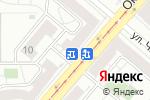 Схема проезда до компании Софтинком в Магнитогорске