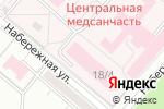 Схема проезда до компании Центральная медико-санитарная часть в Магнитогорске
