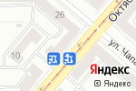 Схема проезда до компании Магнитогорская Федерация кудо в Магнитогорске