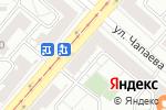 Схема проезда до компании Центр страхования в Магнитогорске