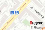 Схема проезда до компании Белая Черемуха в Магнитогорске