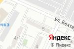 Схема проезда до компании СтартАвто в Магнитогорске