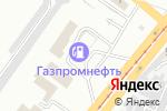 Схема проезда до компании АЗС Московская в Магнитогорске