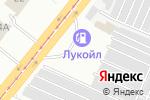 Схема проезда до компании АЗС Лукойл-Уралнефтепродукт №74166 в Магнитогорске