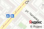 Схема проезда до компании Табакерка в Магнитогорске