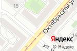 Схема проезда до компании Сантех Комфорт в Магнитогорске
