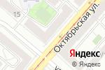 Схема проезда до компании Топаз в Магнитогорске