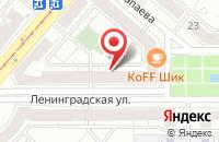 Схема проезда до компании Мирт в Магнитогорске