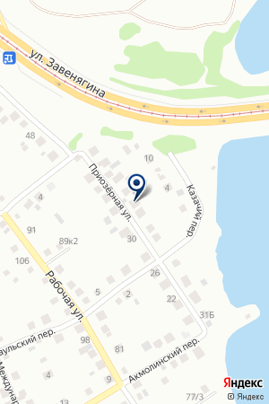 СЧАСТЛИВЫЙ КАРАПУЗ  на карте Магнитогорска