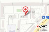 Схема проезда до компании Тид «Митс» в Магнитогорске