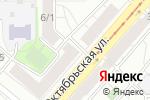 Схема проезда до компании Престиж-Авто в Магнитогорске