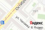 Схема проезда до компании Белые росы в Магнитогорске