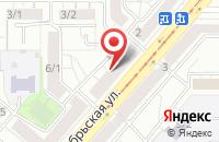 Схема проезда до компании Ренессанс в Магнитогорске